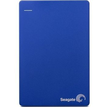 "2.5"" External HDD 2.0TB (USB3.0)  Seagate ""Backup Plus Slim"", Blue, Durable design, Refined and understated, Cozy and textured."