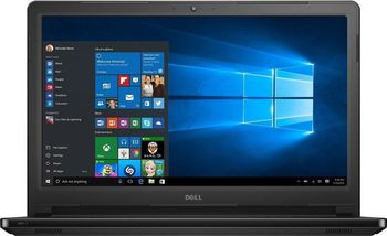 "DELL Inspiron 15 3000 Black (3576), 15.6"" FullHD (Intel® Quad Core™ i5-8250U 1.60-3.40GHz (Kaby Lake R), 8GB DDR4 RAM, 256Gb SSD, AMD Radeon™ 520 2GB DDR5, DVDRW8x, CardReader, WiFi-AC/BT4.1, 4cell, HD 720p Webcam, RUS, Ubuntu, 2.3kg.)."