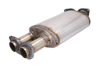 Сажевый / частичный фильтр, система выхлопа ОГ BMW