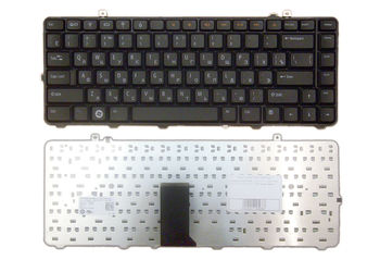 Keyboard Dell Studio 1535 1536 1537 1555 1558 1557 ENG/RU Black
