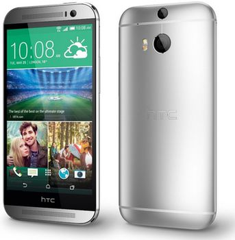 HTC One M8 16GB (Silver)