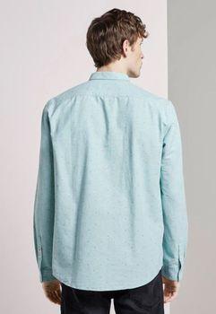 Рубашка TOM TAILOR Ментоловый