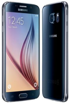 Samsung G920 1Sim Galaxy S6 32GB Black