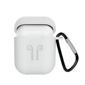 cumpără Casti Borofone BE30 Plus Original Series (Wireless Charging Case), White în Chișinău