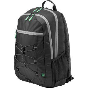 "15.6"" NB Backpack - HP Active Black Backpack, Black"