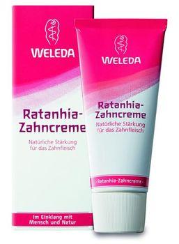 купить Weleda зубная паста с ратанией в Кишинёве