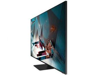 "65"" TV Samsung QE65Q800TAUXUA, Black (8K UHD, SMART TV)"