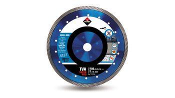 cumpără Disc diamantat TVA 125 SUPERPRO (materiale tari) în Chișinău