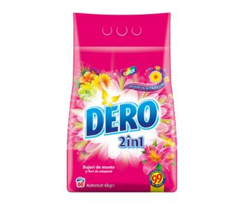 купить Стиральный порошок Dero Color, 6 кг. в Кишинёве