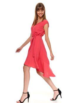 Платье TOP SECRET Розовый