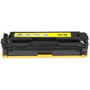 купить Laser Cartridge for HP CF212A (131A) Canon 731Yellow Compatible SCC в Кишинёве