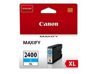 Ink Cartridge Canon PGI-2400XL C, cyan, 19,3ml for MAXIFY iB4040,4140 & MB5040,5340,5140,5440
