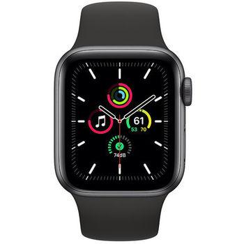 купить Apple Watch SE 40mm Space Gray Aluminum Case with Black Sport Band, MYDP2 GPS, Space Gray в Кишинёве
