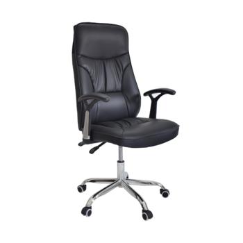 Офисное кресло 6734 черное