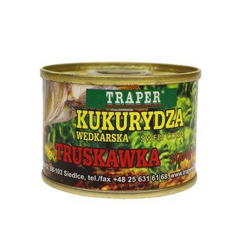 Приманка Кукуруза Traper Strawberry 70г