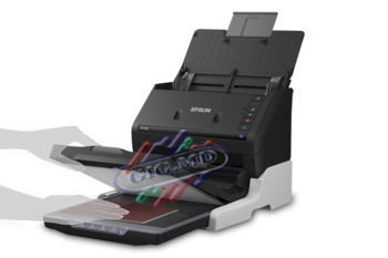 Flatbed Scanner Conversion Kit Epson for DS-530 + Perfection V19
