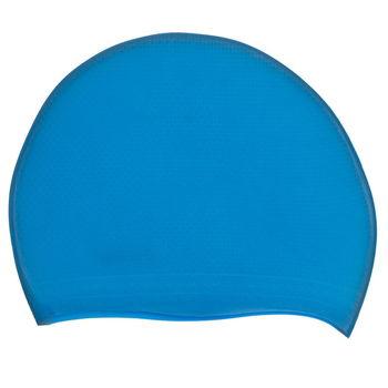 Шапочка для плавания  LONG HAIR  Cima Bubble 1669 (силикон) (3314)