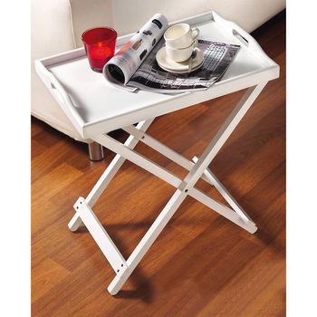 купить Стол складной белый Kesper 77061 в Кишинёве