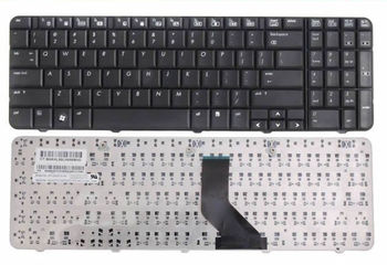 Keyboard HP Compaq G71 CQ71 ENG. Black