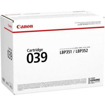 Laser Cartridge Canon 039 (HP CExxxA), black (11 000 pages) for LBP351X,352X