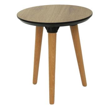 купить Стол с деревянной поверхностью и деревянными ножками, 400x450 мм, дерево в Кишинёве