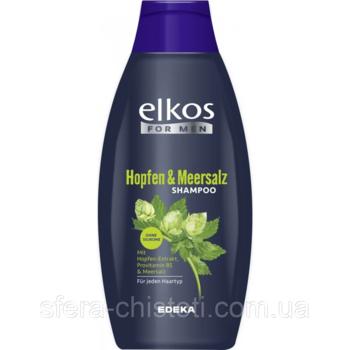 Восстанавливающий шампунь для мужчин ELKOS, 500мл