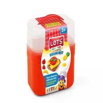 купить Lets Набор пластилина Breakfast в Кишинёве