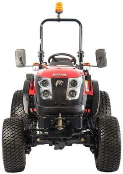купить Мини-трактор Solis TIGER Red (26 л. с., 4x4) Limited Edittion в Кишинёве