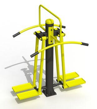 купить Тренажер для мышц бедра двойной PTP 527 в Кишинёве