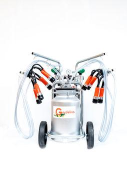 Доильный аппарат Gardelina T240 AL PC