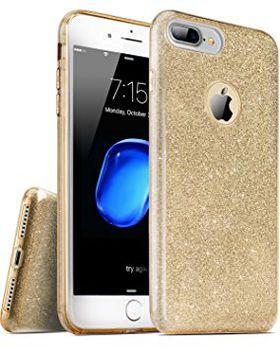 купить Fashion Case Rose Series Iphone 7 Sparkle, Gold в Кишинёве