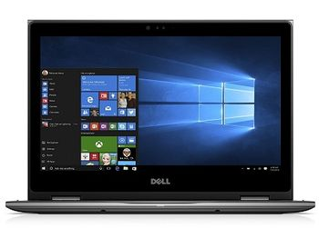 "DELL Inspiron 13 5000 Gray (5379) 2-in-1 Tablet PC, 13.3"" IPS TOUCH FullHD ((Intel® Quad Core™ i7-8550U 1.80-4.00GHz, 8GB DDR4 RAM, 256GB SSD, Intel® UHD Graphics 620,CardReader, WiFi-AC/BT4.0, 3cell"