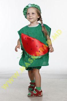 Карнавальный костюм: Арбуз
