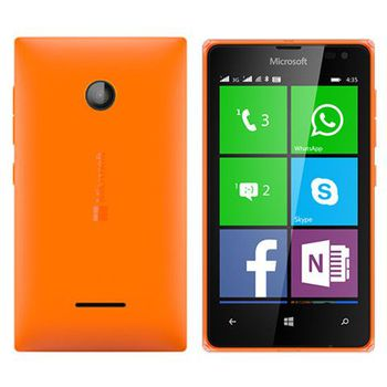 Microsoft Lumia 435 Dual Orange