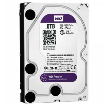 "3.5"" HDD 3.0TB  Western Digital WD30PURZ Caviar® Purple™, IntelliPower, 64MB, SATAIII"