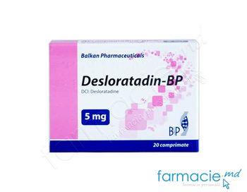 купить Desloratadin comp.5 mg N20(Balkan) в Кишинёве