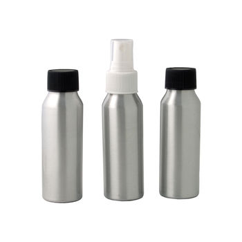 купить Набор бутылок алюминий Baladeo - Set of 3 alu bottles 0,1 L, TRA006 в Кишинёве