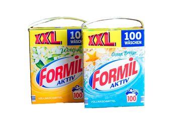 купить Стиральный порошок Formil Activ XXL Ocean Breaze 6,5 кг (100 стирок) в Кишинёве