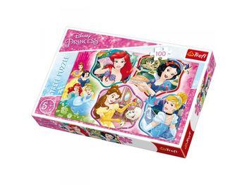 """Пазлы """"100"""" - """"Princesses charm"""", код 41629"""