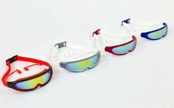 Очки-полумаска для плавания + беруши Speedo 89S-A (661)