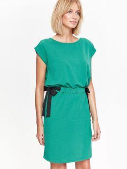 Платье TOP SECRET Зеленый