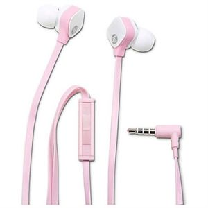 HP In Ear H2300 Blink Pink  Headset with microphone