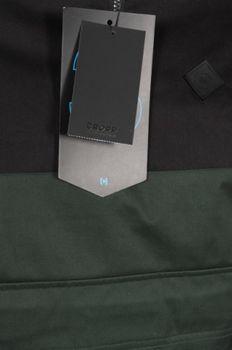 Куртка CROPP Черный/зеленый/белый VW269-91X