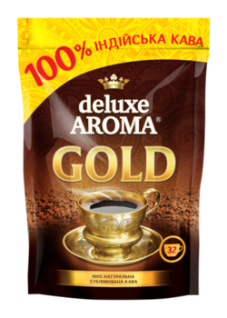 Deluxe Aroma Gold 65гр