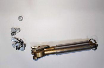 купить Пломбиратор  со съёмными плашками d10мм в Кишинёве