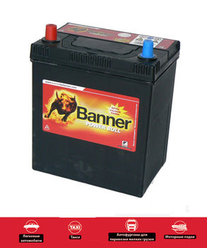 Banner POWER BULL P 4026