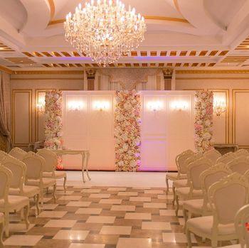 """купить Декоративная стена """"Royal Wedding with flowers"""" в Кишинёве"""