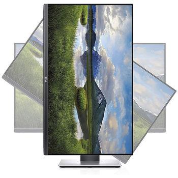 "Монитор 27.0"" DELL IPS LED P2720DC Ultrathin Bezel Black (5ms, 1000:1, 350cd, 2560x1440, 178°/178°, DisplayPort In+Out, HDMI, USB-C port (Power, Data, Video), Pivot, Height-adjustable, USB Hub: 2xUSB3.0 + 2xUSB2.0,  VESA)"