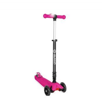 Самокат YKS Foldable scooter, Pink
