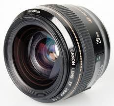 cumpără Prime Lens Canon EF 28mm f/1.8 USM în Chișinău